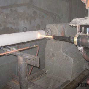 HVAF-Spraying-WC-10Co-4Cr-onto-a-Pump-Plunger